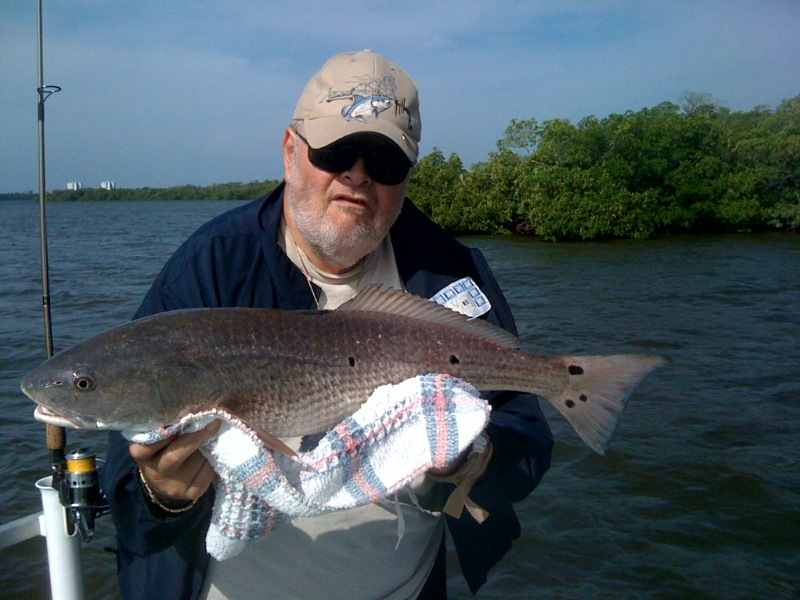 Ft myers beach fishing charters good time charters for Fort myers fishing guides