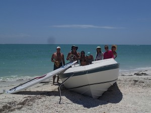 Fort myers beach activities and attractions good time for Fort myers fishing party boats