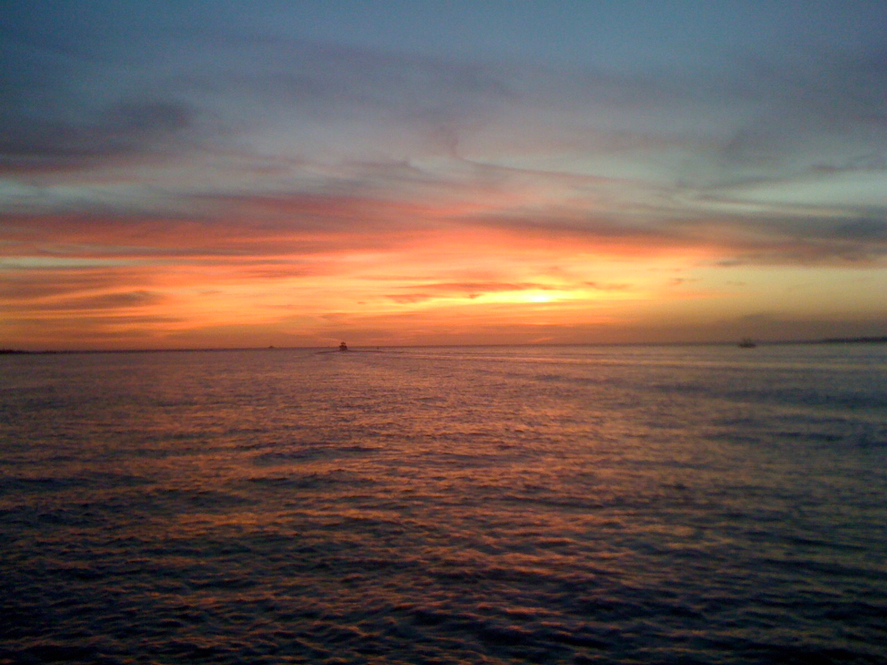 Sunset Boat Tours Fort Myers