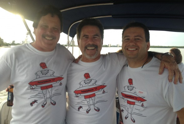 Fort myers beach dolphin watch and fishing charters good for Fort myers fishing party boats